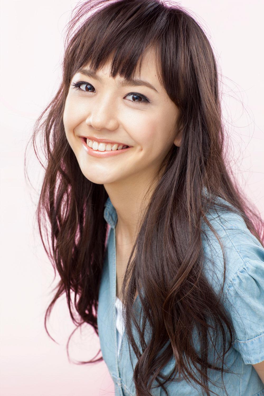 笑顔の松井愛莉