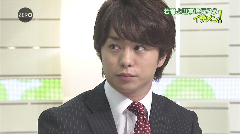 アナウンサーの櫻井翔